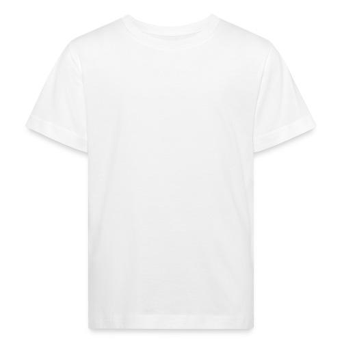 Level 1 Human - Wit - Kinderen Bio-T-shirt