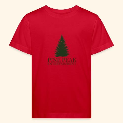 Pine Peak Entertainment - Kinderen Bio-T-shirt