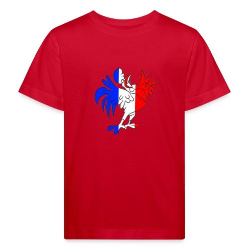 Coq France - T-shirt bio Enfant