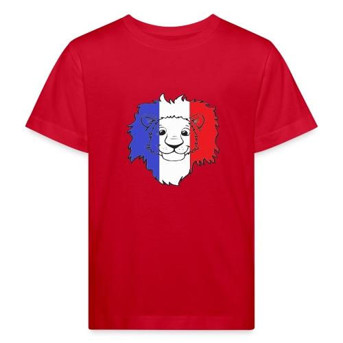 Lion France - T-shirt bio Enfant