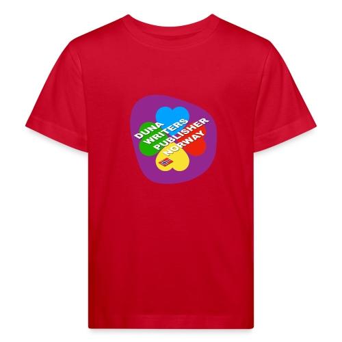 Duna Writers - Økologisk T-skjorte for barn