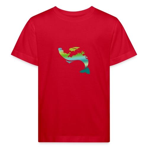 Küstenfisch - Kinder Bio-T-Shirt