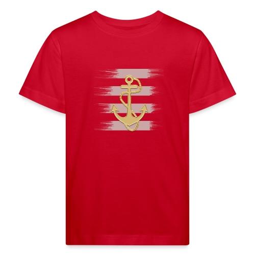 Anker - Kinder Bio-T-Shirt