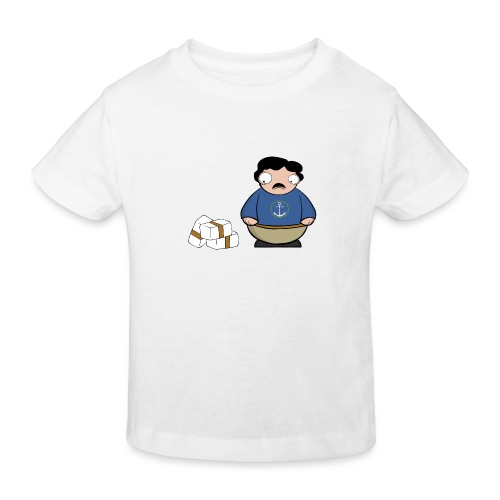 Pablito. - Camiseta ecológica niño