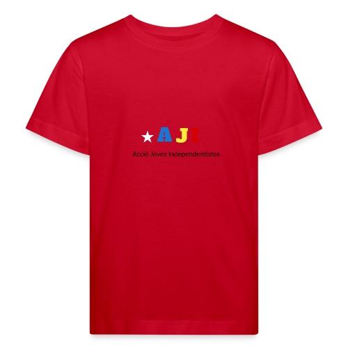 merchindising AJI - Camiseta ecológica niño