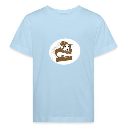 Droove logo - Kinderen Bio-T-shirt
