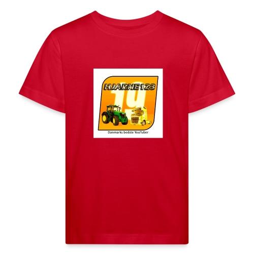 hjarne 123 danmarks bedeste youtuber - Organic børne shirt