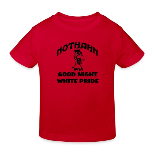 brust_pfad_klein - Kinder Bio-T-Shirt