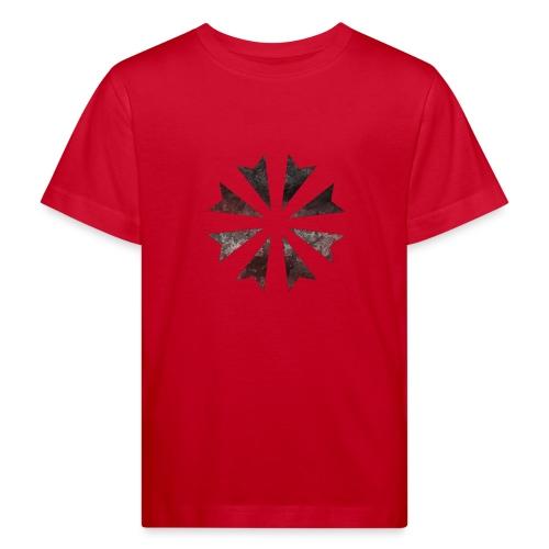 Gladiatores Haukreuz - Kinder Bio-T-Shirt