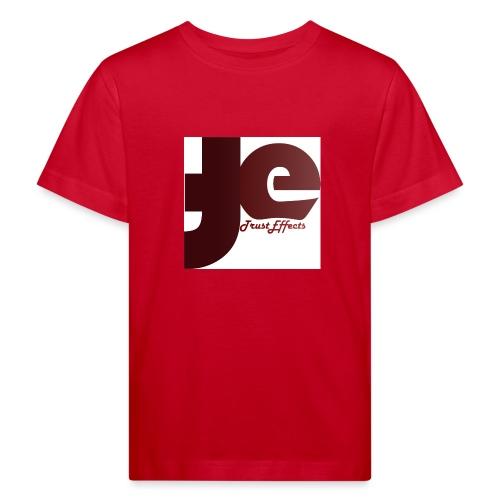 company logo - Kids' Organic T-Shirt