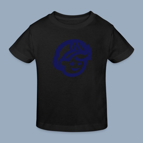 logo bb spreadshirt bb kopfonly - Kids' Organic T-Shirt