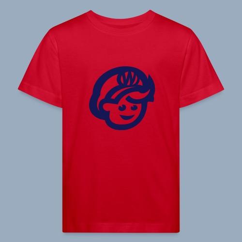 logo bb spreadshirt bb kopfonly - Kinder Bio-T-Shirt