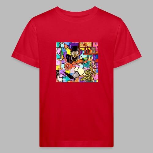 Vunky Vresh Vantastic - Kinderen Bio-T-shirt