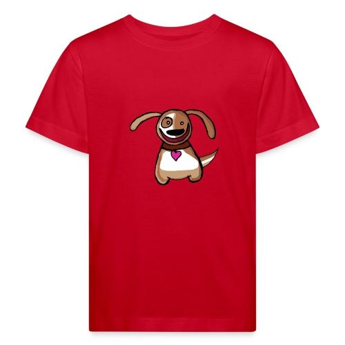 Titou le chien - T-shirt bio Enfant