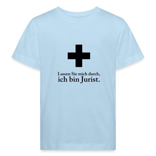 nofalljurist - Kinder Bio-T-Shirt