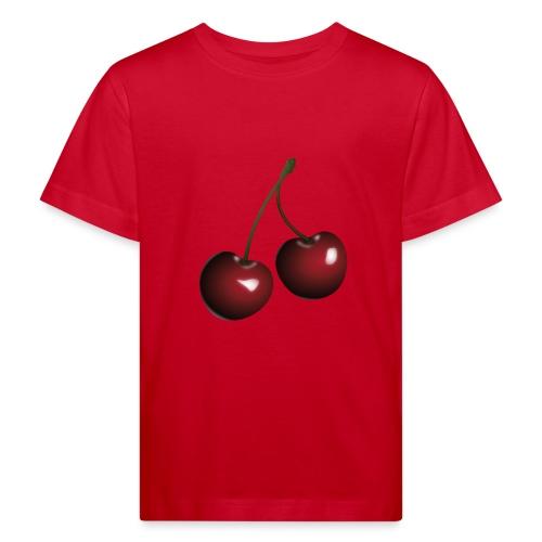 Körsbär - Ekologisk T-shirt barn