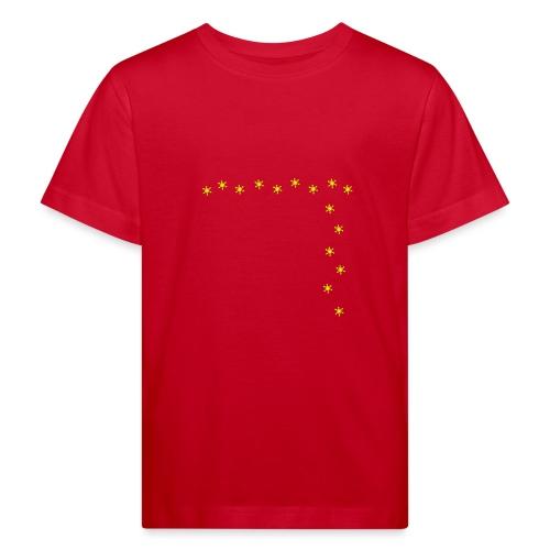 Sterne - Kinder Bio-T-Shirt