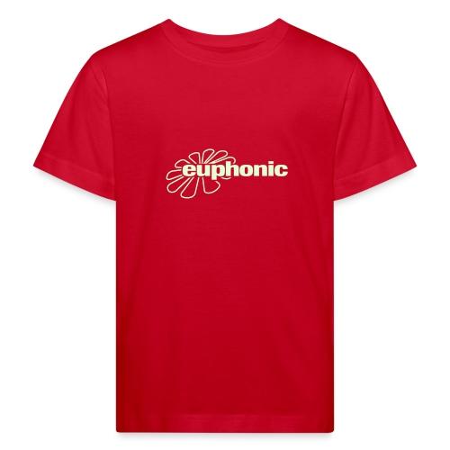 logo euphonic - Kids' Organic T-Shirt