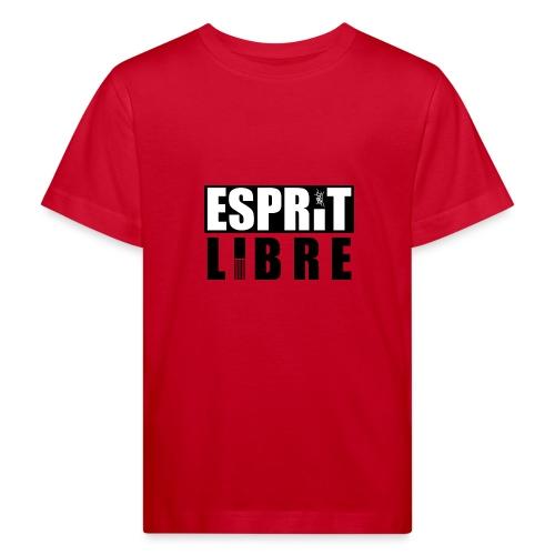 esprit libre - T-shirt bio Enfant