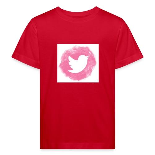 pink twitt - Kids' Organic T-Shirt