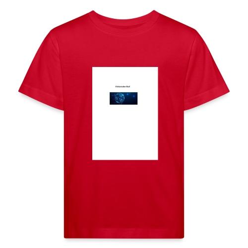 Elektrischer Ball - Kinder Bio-T-Shirt