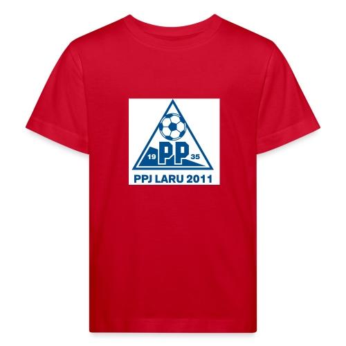 PPJ Laru 2011 - Lasten luonnonmukainen t-paita