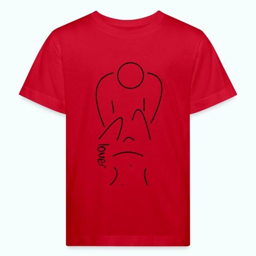 lover - Kinder Bio-T-Shirt