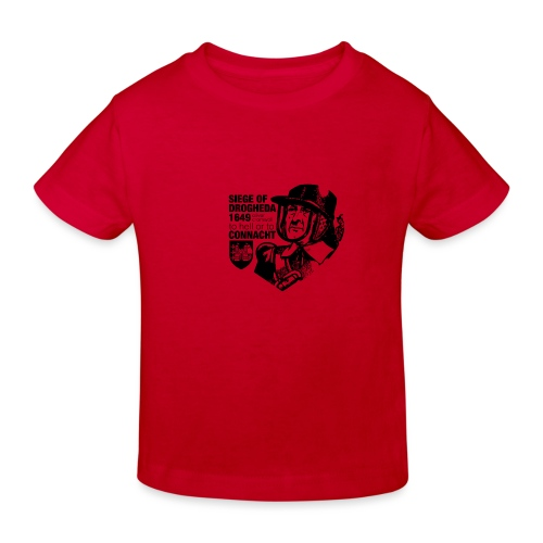 Legend_-_Drogheda1 - Kids' Organic T-Shirt