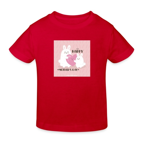 muttertag - Kinder Bio-T-Shirt