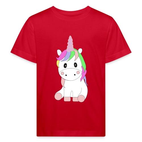 Magic Baby Unicorn - Kinder Bio-T-Shirt