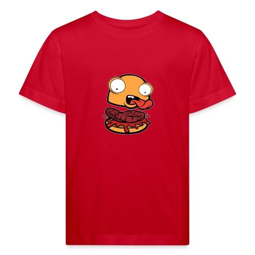 Crazy Burger - Camiseta ecológica niño