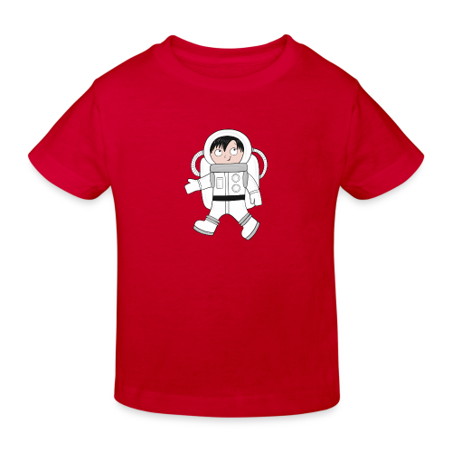 Astronaut - Kinder Bio-T-Shirt