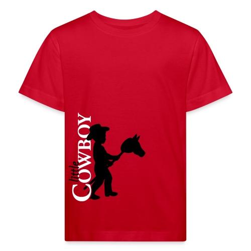LittleCowboy's - Kinder Bio-T-Shirt