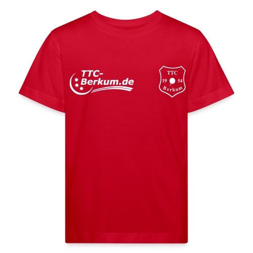 logo ttc - Kinder Bio-T-Shirt