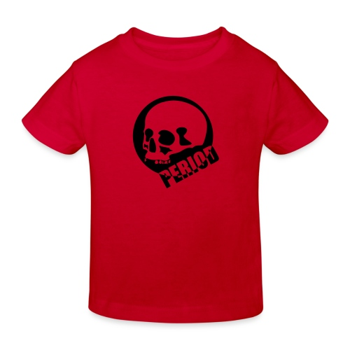 Period - Kids' Organic T-Shirt