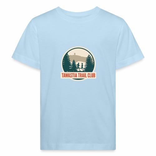 TawastiaTrailClub - Lasten luonnonmukainen t-paita