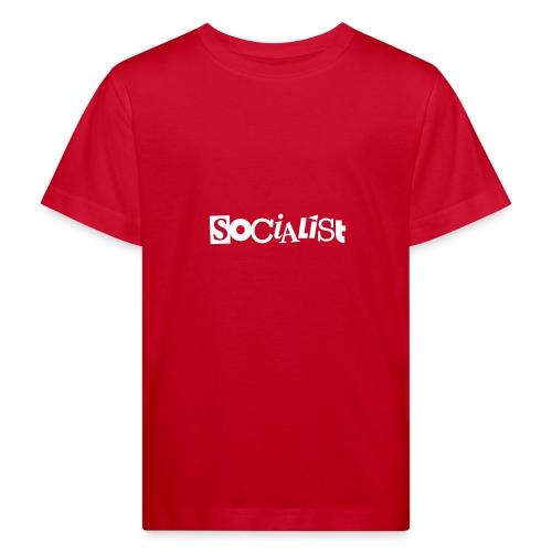 Socialist - Kinder Bio-T-Shirt