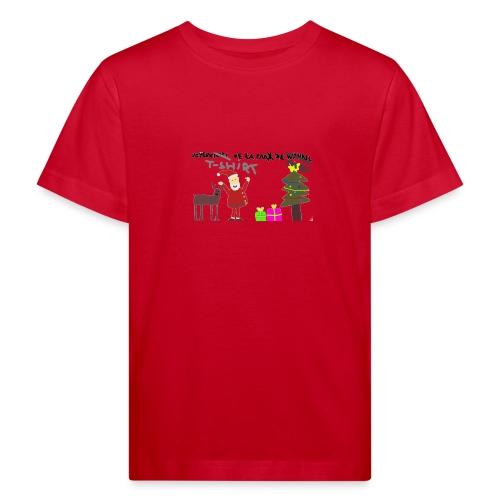 jouaieu tichert 2 la par 2 moua - T-shirt bio Enfant
