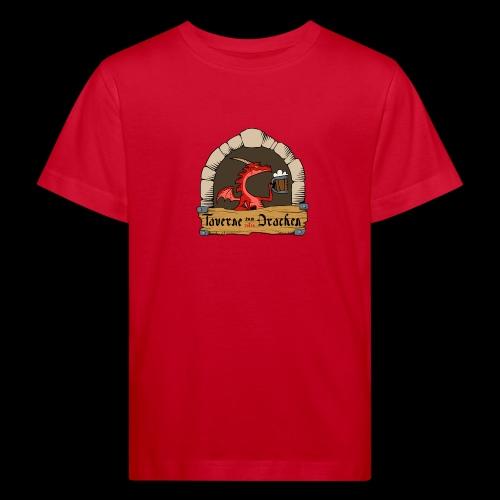 Taverne zum roten Drachen [Official] - Kinder Bio-T-Shirt