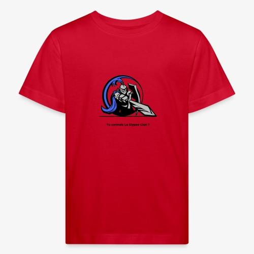 Tu connais La Elypse Clan - T-shirt bio Enfant