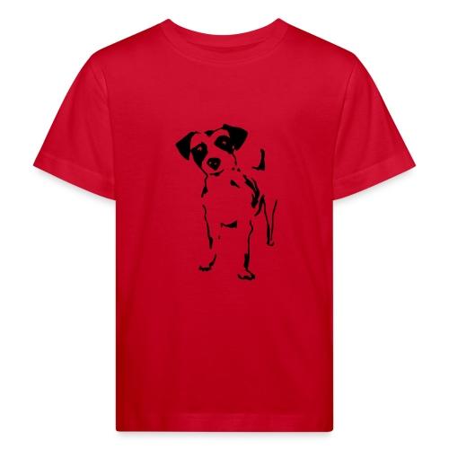 Jack Russell Terrier - Kinder Bio-T-Shirt