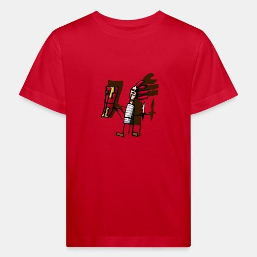 Romano color pantone - Camiseta ecológica niño