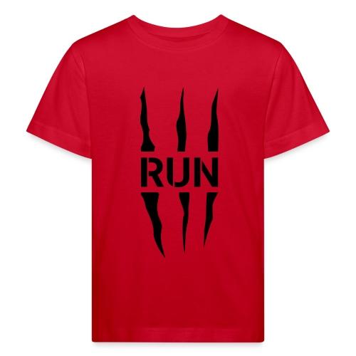 Run Scratch - T-shirt bio Enfant