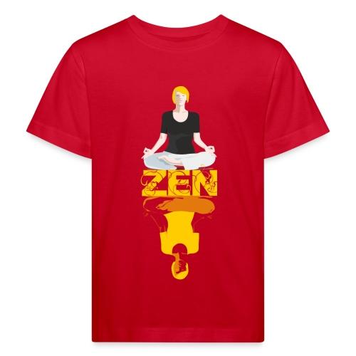 Zen attitude - T-shirt bio Enfant