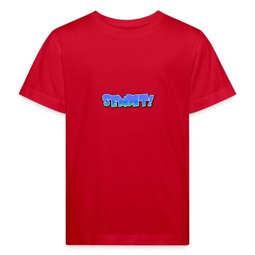 senden - Kinder Bio-T-Shirt