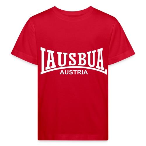 Lausbua Austria - Kinder Bio-T-Shirt