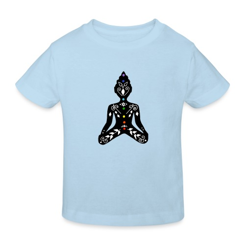 Meditation - Kids' Organic T-Shirt