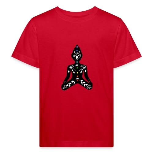Meditation - Kids' Organic T-Shirt