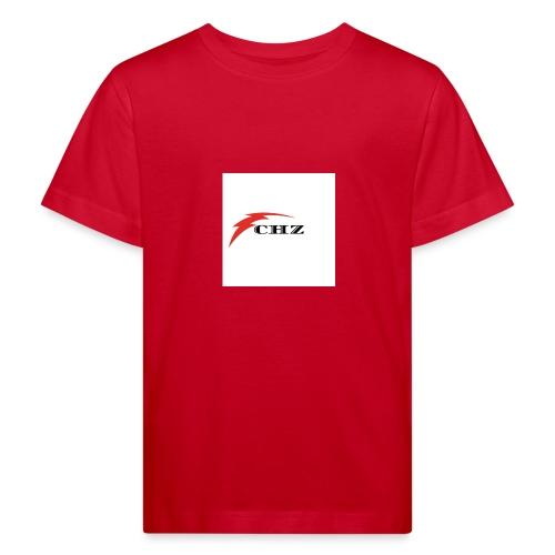 CHZ LAZER - Maglietta ecologica per bambini