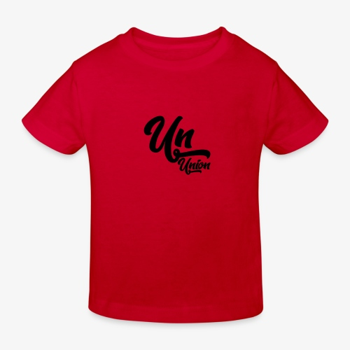 Union - T-shirt bio Enfant